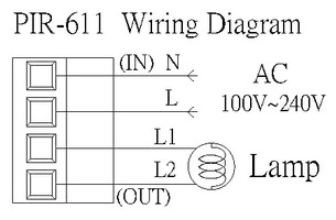 Wiring Diagram: Embeded Sensor